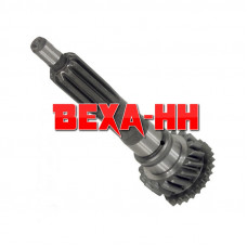 Вал КПП ГАЗ-53 первичный 53-1701302В