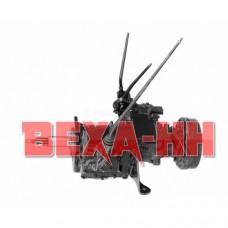 Агрегат (кпп+раздатка) УАЗ 452-1700005В